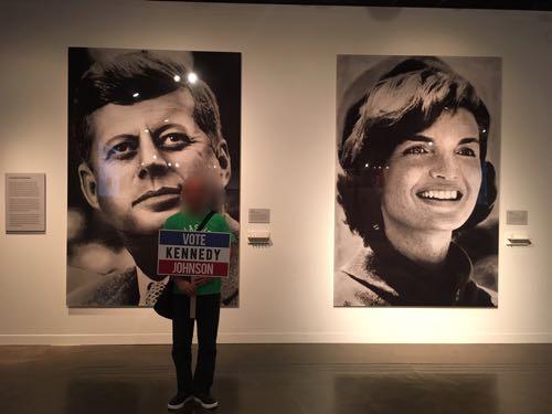 JFKに一票を