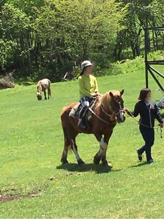 長門牧場の中の乗馬クラブ、ノーサイド