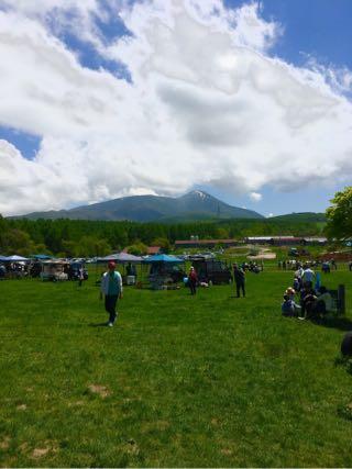 長門牧場の年1の牧場祭
