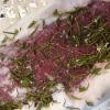 コストコで購入した牛タン塊肉の塩釜焼、七輪で料理したら失敗してしまったでござるの巻